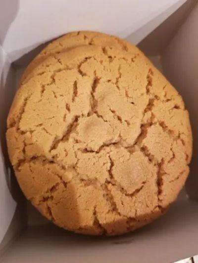 Peanut Butter Cookies - homemade