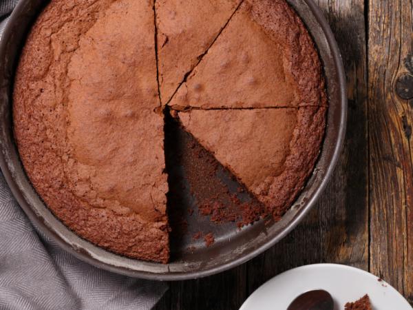 Chocolate Cake - homemade