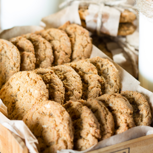Oatmeal Cookies - homemade