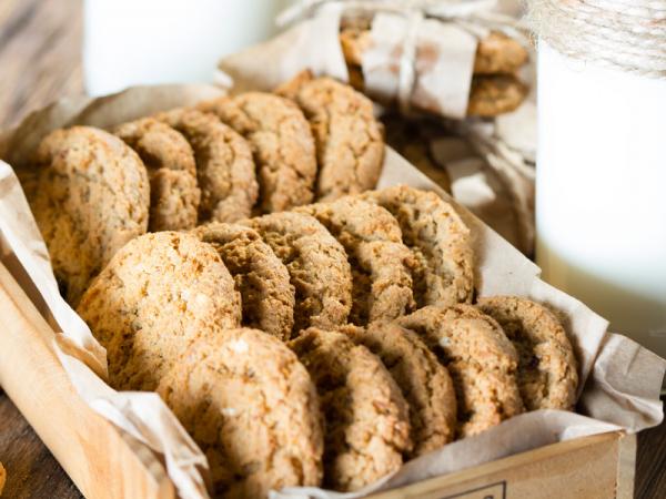 Oatmeal Cookies - homemade