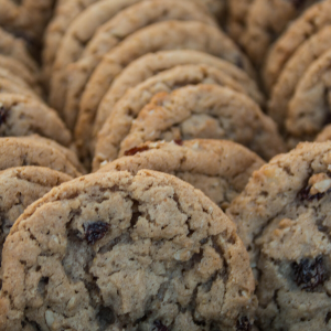 Oatmeal Raisin Cookies - homemade