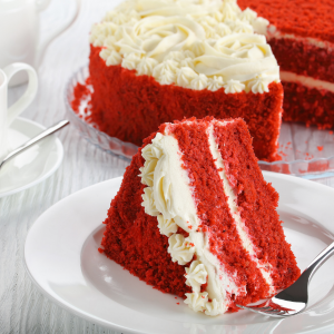 Red Velvet Cake - homemade