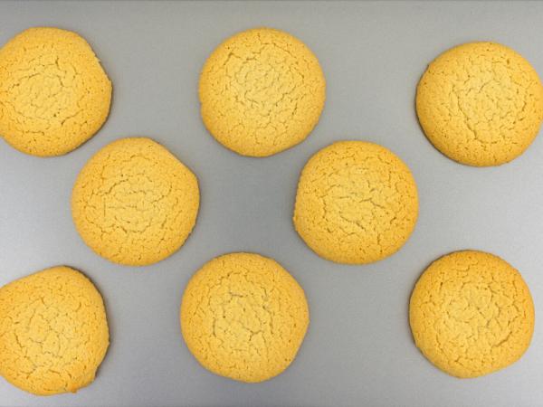 Sugar Cookies - homemade